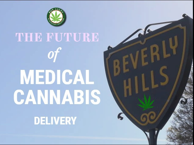 The Future of Medical Cannabis Delivery in Beverly Hills