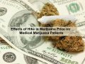 Effects of Hike in Marijuana Price
